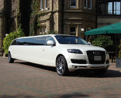 Limo Hire in Warrington