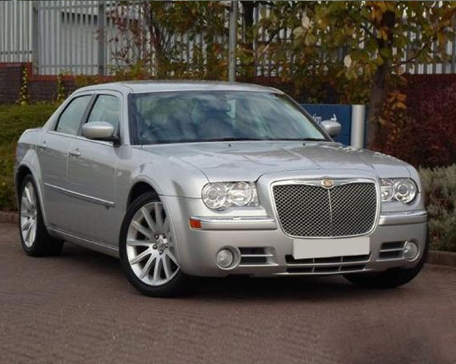 Chrysler 300C Baby Bentley Hire