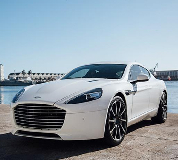 Aston Martin Rapide Hire in Bromborough