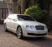 Bentley Flying Spur Hire in Neston