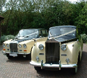 Crown Prince - Rolls Royce Hire in Bollington
