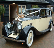 Grand Prince - Rolls Royce Hire in Rawtenstall