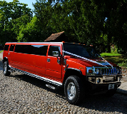 Hummer Limos in Worsley