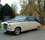 Ivory Baroness IV - Daimler Hire in Whitworth