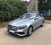 Mercedes E220 in Clayton le Moors