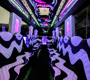 Party Bus Hire (all) in Colne