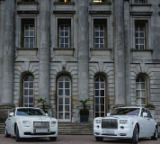 Phantom and Ghost Pair Hire in Salford