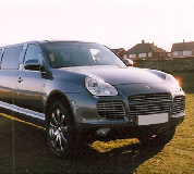 Porsche Cayenne Limos in Carnforth