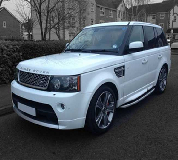 Range Rover Sport Hire  in Warrington