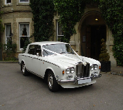 Rolls Royce Silver Shadow Hire in Lytham St Annes