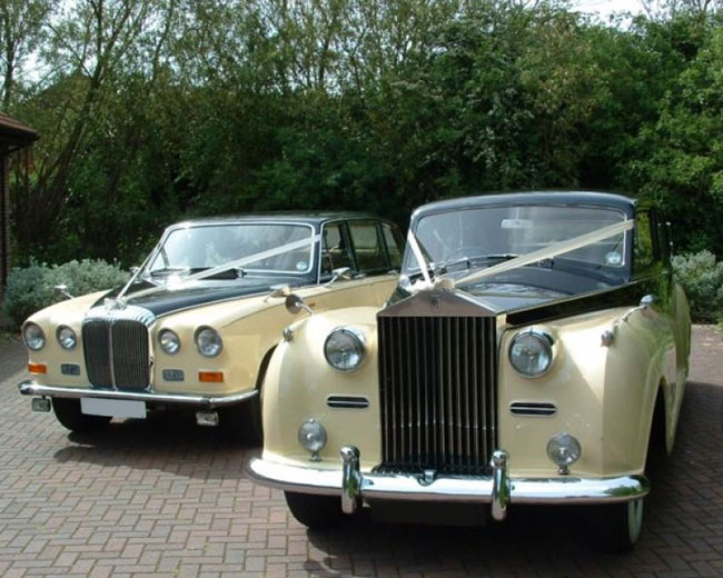 Crown Prince - Rolls Royce Hire in Manchester